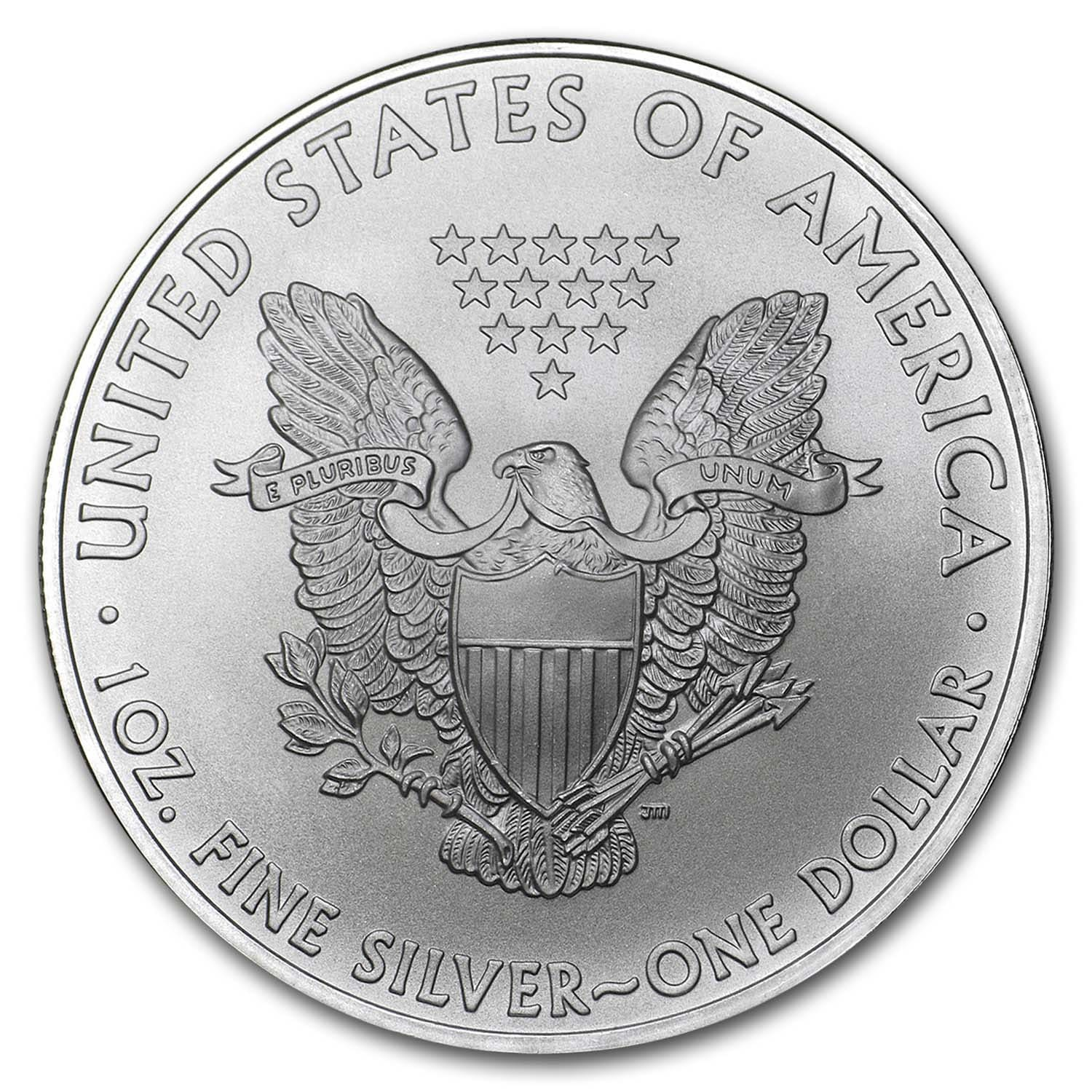 2009 1 oz Silver American Eagle (Brilliant Uncirculated)